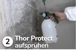 Thor Protect: Keller selbst abdichten Schritt 2