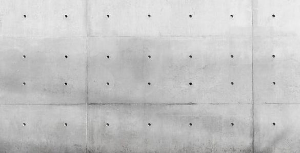 Flächeninjektion - Bohrlöcher