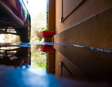 Wasserschaden im Keller